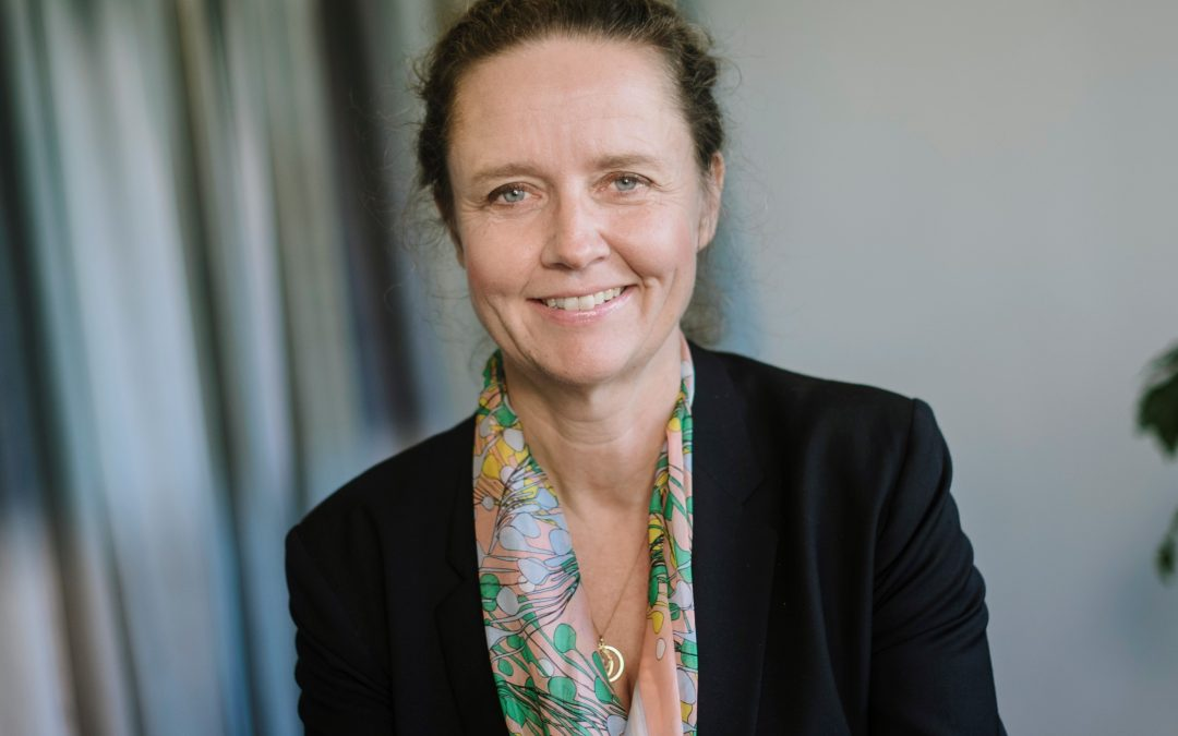 Meet Anna Eriksson, captain of Sweden's digital development