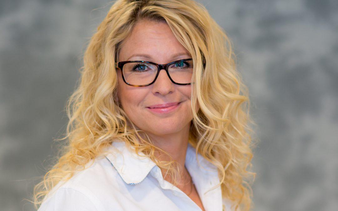 Meet our new board member, Sofia Stjernlöf!