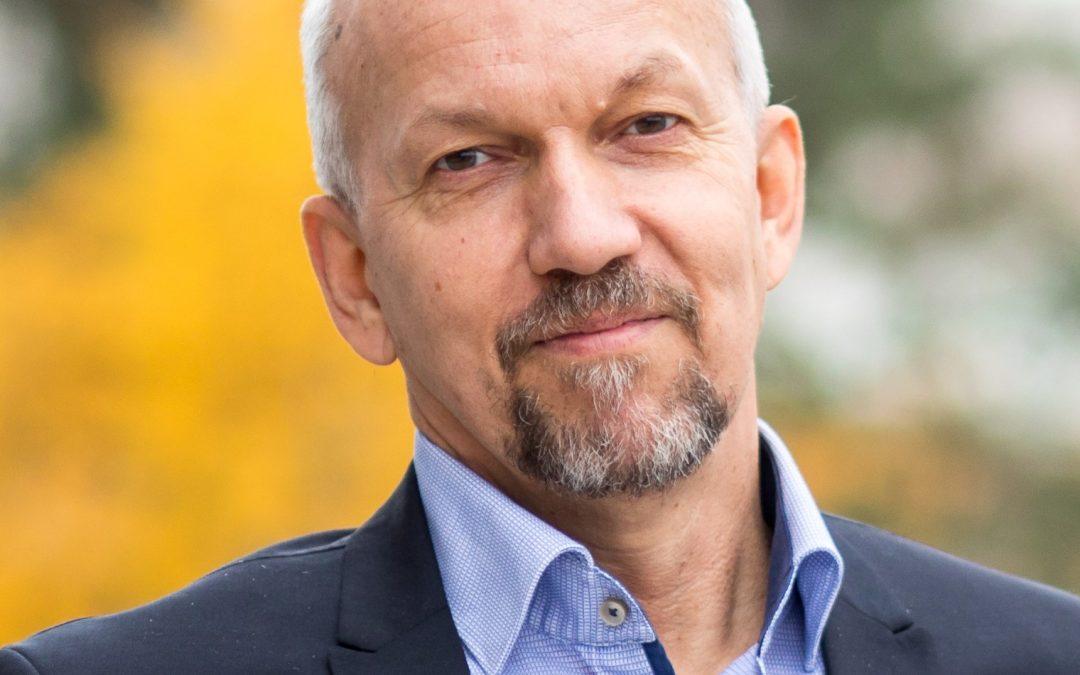 Träffa Lars Backhans, ny i FPX styrelse