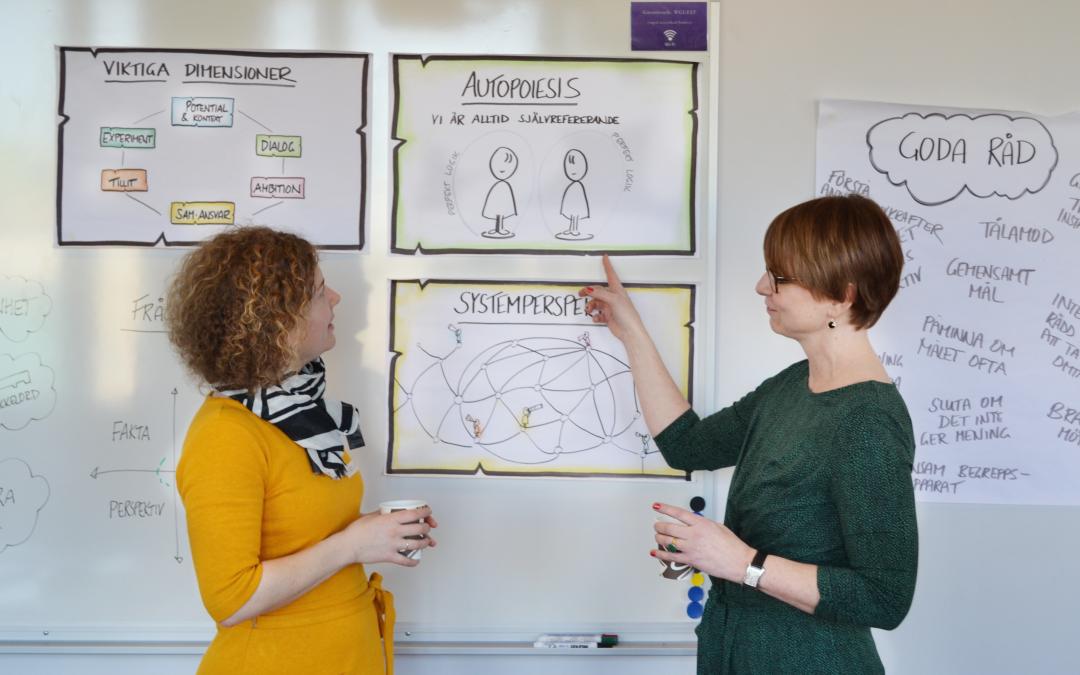 Anna och Karoline på Länka consulting: Vi behöver vara nyfikna!
