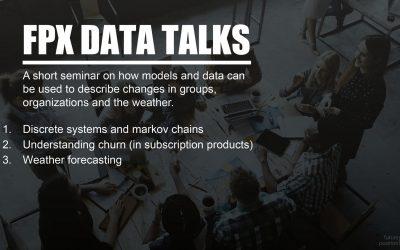 FPX Talk: Data som beskriver förändringar i grupper