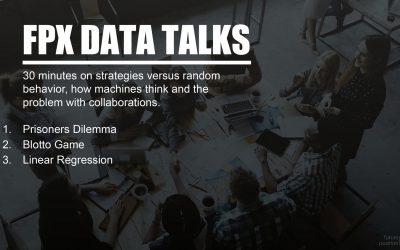 FPX Talk: Strategier kontra slumpmässiga beteenden