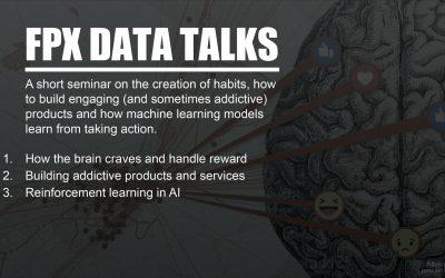 FPX Talk: Ett kort seminarium om skapande av vanor