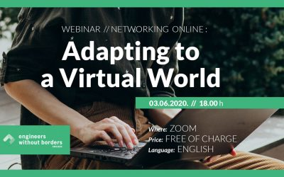Welcome to EWB-SWE webinar – Networking Online: Adapting To A Virtual World — EWB SWE