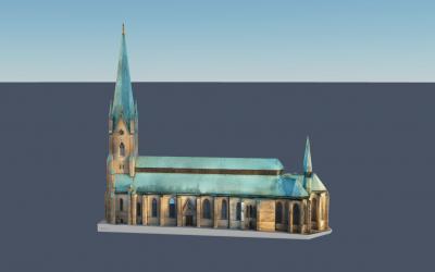 Har du sett den virtuella Domkyrkan i Linköping?