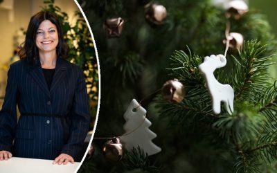 Susanne Nejderås ser tillbaka på 2020 och fram emot 2021