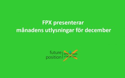 FPX Utlysningar: December