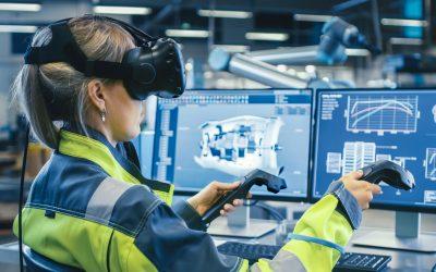Lyfter industriföretag med visualisering – Visual Sweden