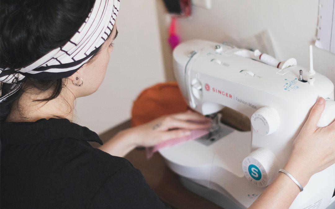 Högstadieskola använder tv-program om Smart Textiles i undervisningen