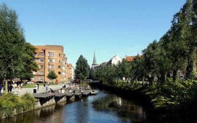 Ny överraskande rapport: Städerna i Danmark både tätare och grönare