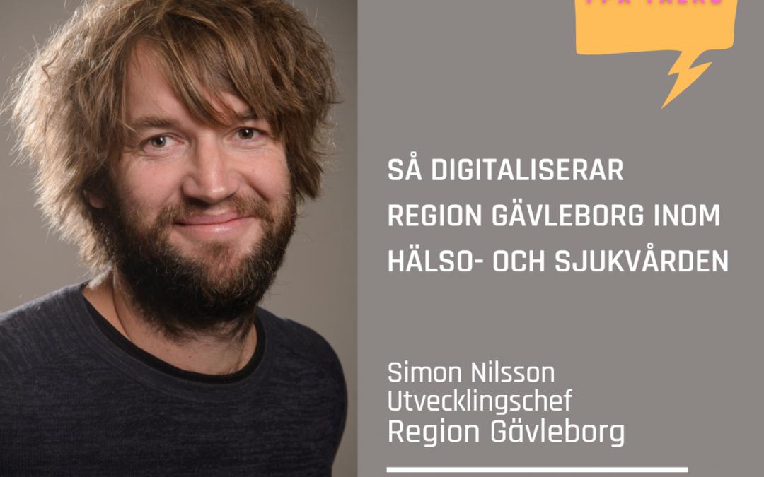FPX Talk: Så digitaliserar Region Gävleborg inom hälso- och sjukvården