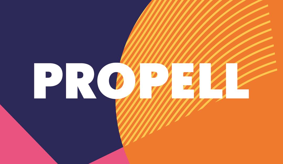 Vi tar det vidare med Propell