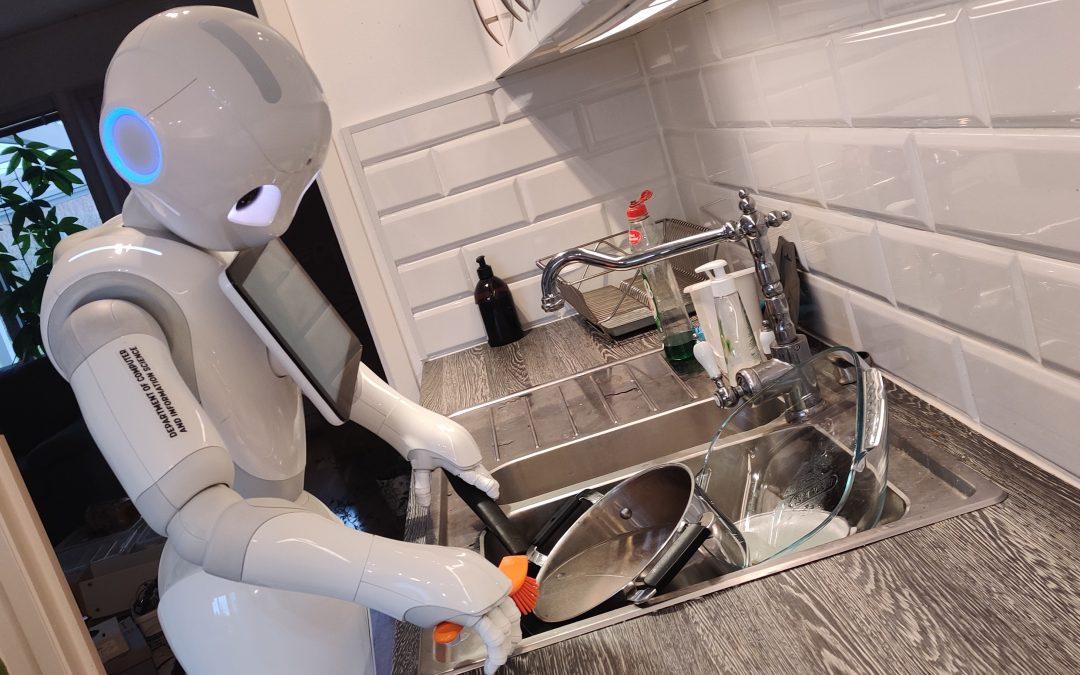 FPX pratar robotar