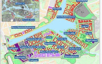Fyll klimatgapet. Hur kan Hammarby sjöstads boende och… | by Viable Cities | Viable Cities | May, 2021
