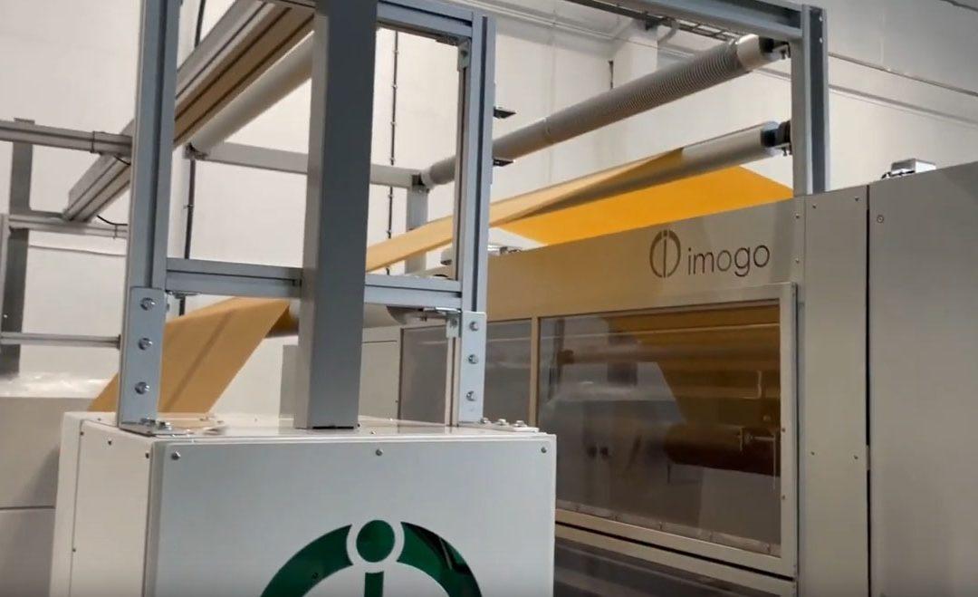Sjuhäradsföretag först i världen med ny miljövänlig teknik för texilfärgning