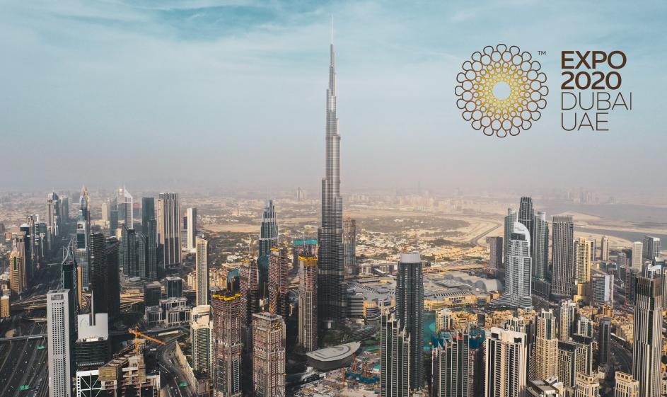 Följ med oss till Förenade Arabemiraten och Expo 2020 – vi fixar och du säljer!