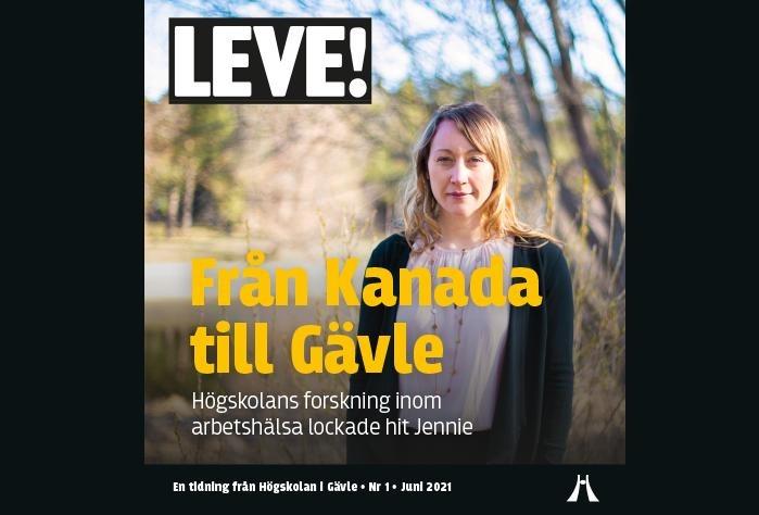 Nytt nummer av LEVE! – ta chansen och tyck till om tidningen!