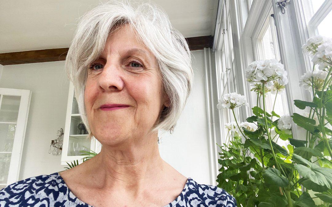 Kerstin Stake-Nilsson utsedd till årets lärare av Högskolans studenter