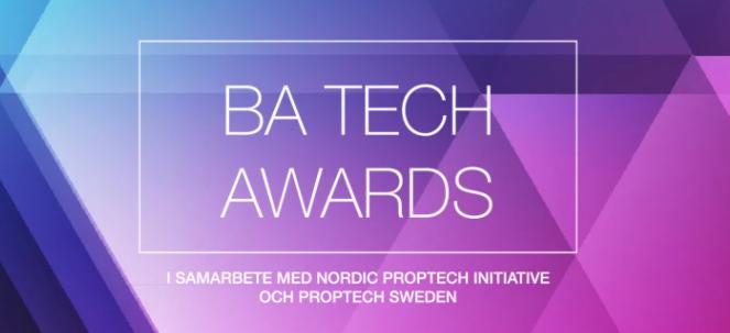 ÖBO klar finalist till BA Tech Awards 2021